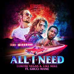 Single Cover: All-I-need
