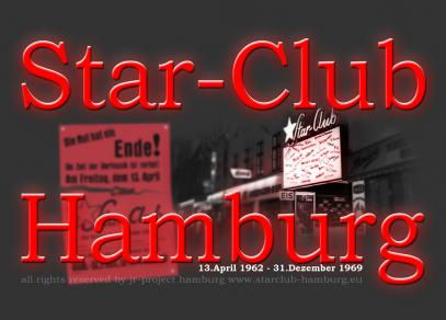 STAR-CLUB HAMBURG / Fotograf Robert Günther