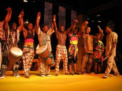 Afro Percussion Dance and Musical Group