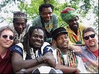 African Roots ::: Reggae, Socca, Highlife, Kpalogo