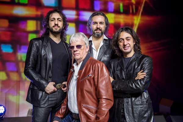 The Italian Bee Gees noch bis Mai auf Tour