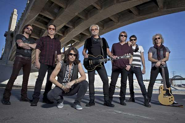 Foreigner 2016 mit Best Of Programm auf Open Air Tour