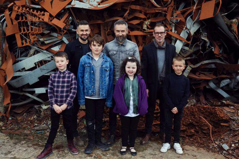 "The Cranberries bringen ihr animiertes Video ""All Over Now"" zum Abschiedsalbum ""In The End"""
