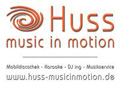 Huss - music in motion