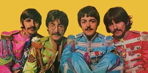 "The Beatles zelebrieren ""Sgt. Pepper's Lonely Hearts Club Band"""